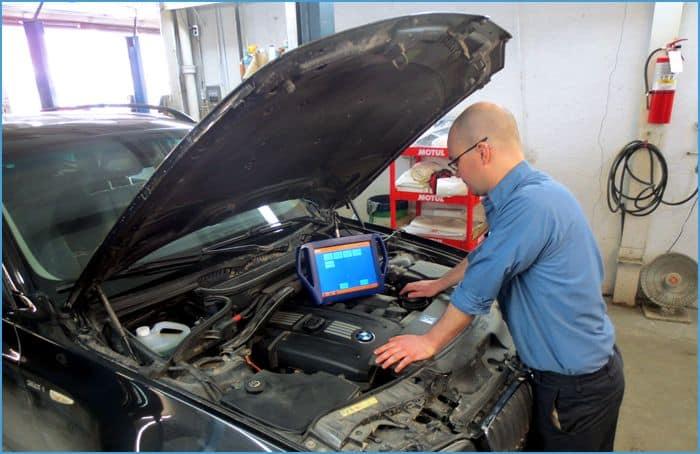 Garage spécialisé en marques allemandes | BM Service Exclusif | Garage mécanique BMW, Audi, Volkswagen et MINI à Montréal